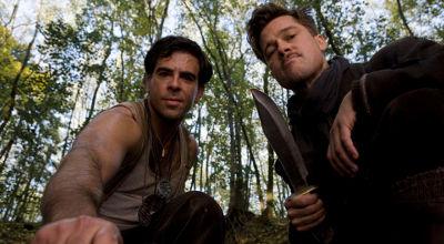 Titelbild des Projekts Die Rache des Kinos an der Realität: Quentin Tarantinos Inglourious Basterds